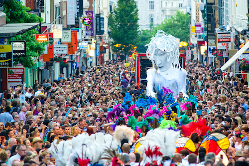 Brazillica festival is one of the events on this July in Liverpool